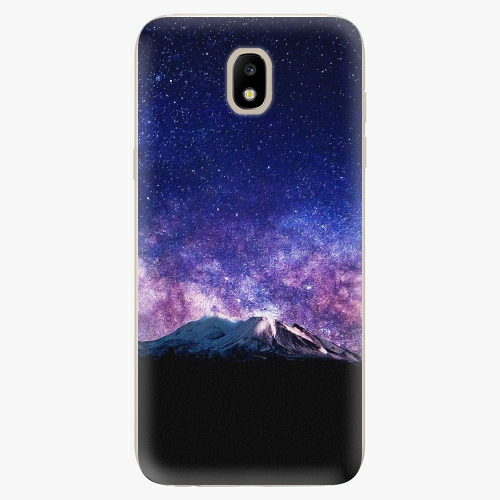 Silikonové pouzdro iSaprio - Milky Way - Samsung Galaxy J5 2017