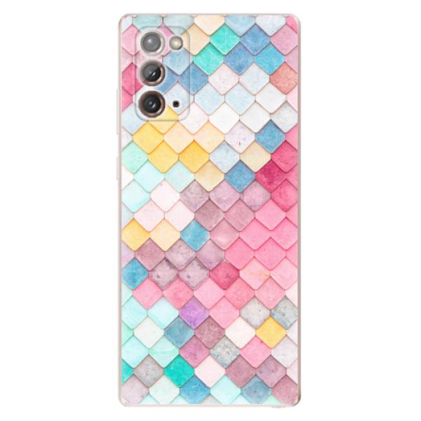 Odolné silikonové pouzdro iSaprio - Roof - Samsung Galaxy Note 20