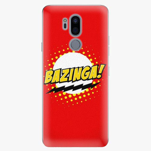 Plastový kryt iSaprio - Bazinga 01 - LG G7