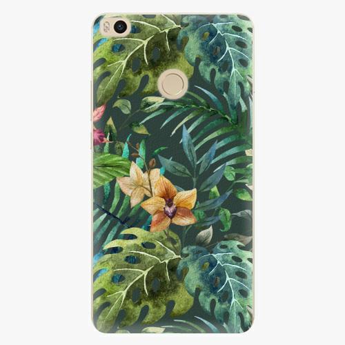 Plastový kryt iSaprio - Tropical Green 02 - Xiaomi Mi Max 2