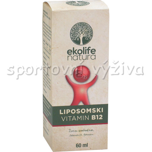 Liposomal Vitamin B12 60ml