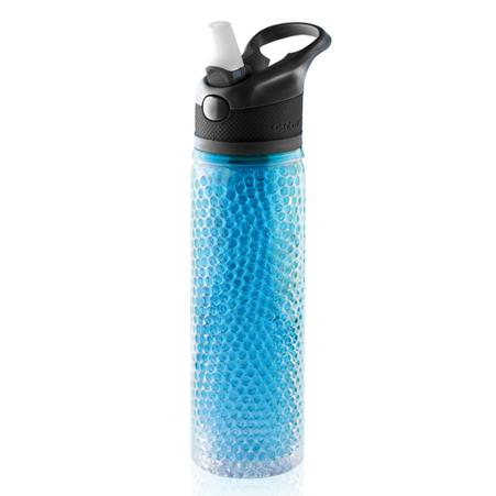 Chladící láhev DEEP FREEZE 600ml modrá