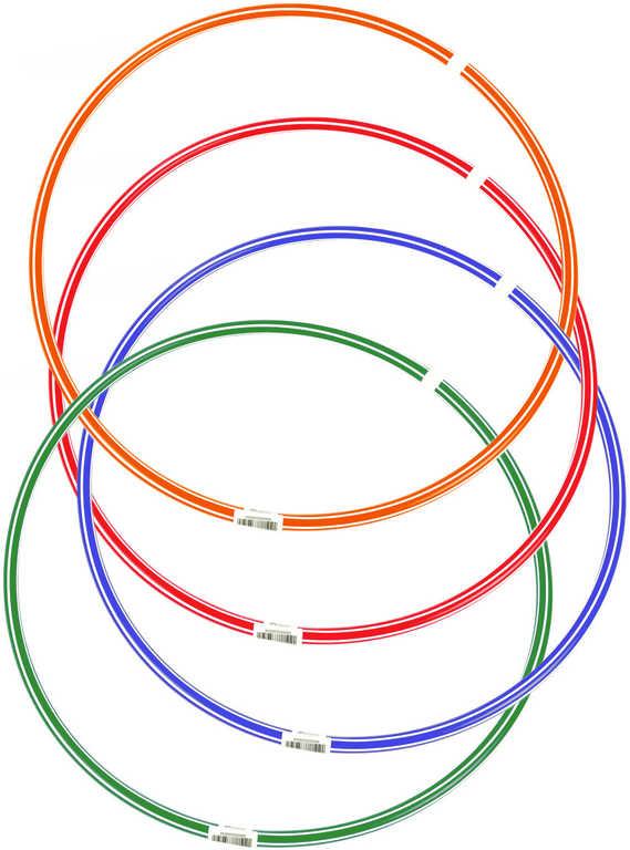 PL Hula Hop obruč 60cm dětský fitness kruh cvičební pomůcka