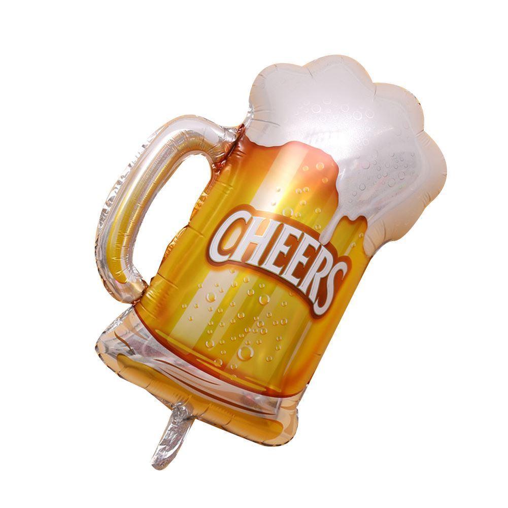 Fóliový balónek - pivo