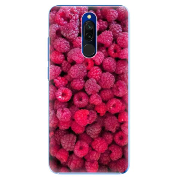 Plastové pouzdro iSaprio - Raspberry - Xiaomi Redmi 8