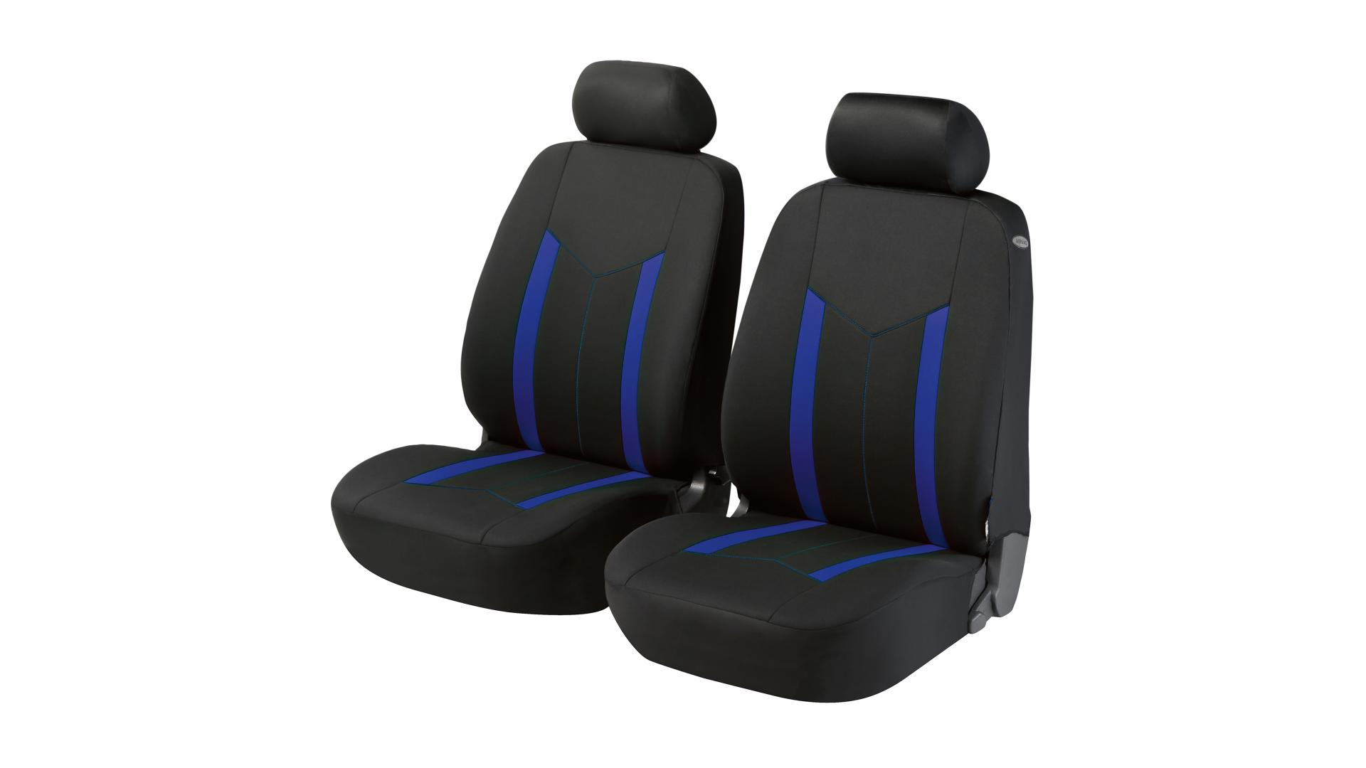 Walser autopotahy Hastings Zipp-It - modro černé
