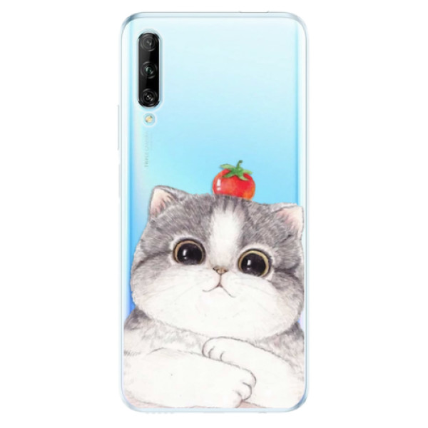 Odolné silikonové pouzdro iSaprio - Cat 03 - Huawei P Smart Pro
