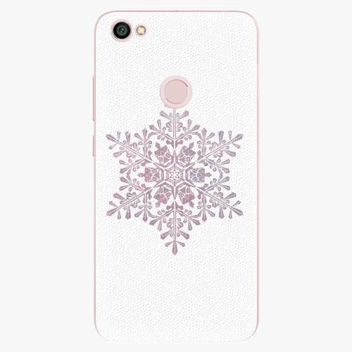 Plastový kryt iSaprio - Snow Flake - Xiaomi Redmi Note 5A / 5A Prime