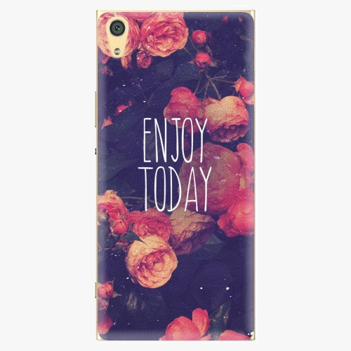 Plastový kryt iSaprio - Enjoy Today - Sony Xperia XA1 Ultra