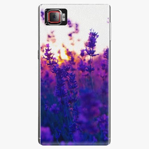 Plastový kryt iSaprio - Lavender Field - Lenovo Z2 Pro