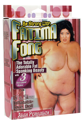 Panna XXL - Fatima Fong