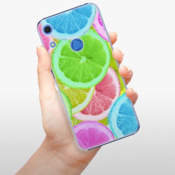 Plastové pouzdro iSaprio - Lemon 02 - Huawei Y6s
