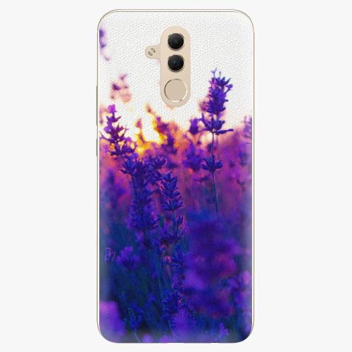 Plastový kryt iSaprio - Lavender Field - Huawei Mate 20 Lite