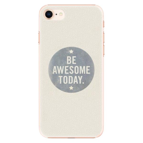 Plastové pouzdro iSaprio - Awesome 02 - iPhone 8