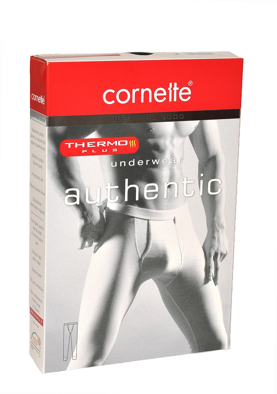 Pánské podvlékací kalhoty Cornette Authentic Thermo Plus 4XL-5XL