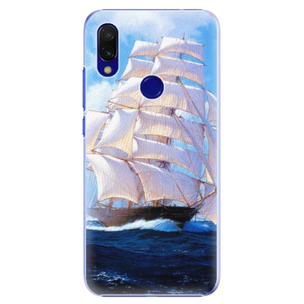 Plastové pouzdro iSaprio - Sailing Boat - Xiaomi Redmi 7