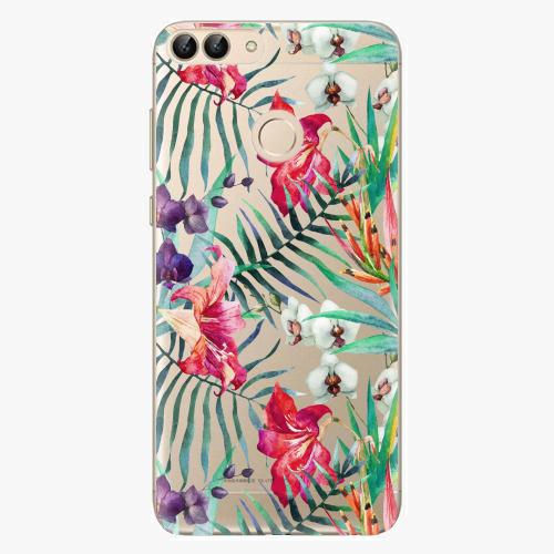 Plastový kryt iSaprio - Flower Pattern 03 - Huawei P Smart