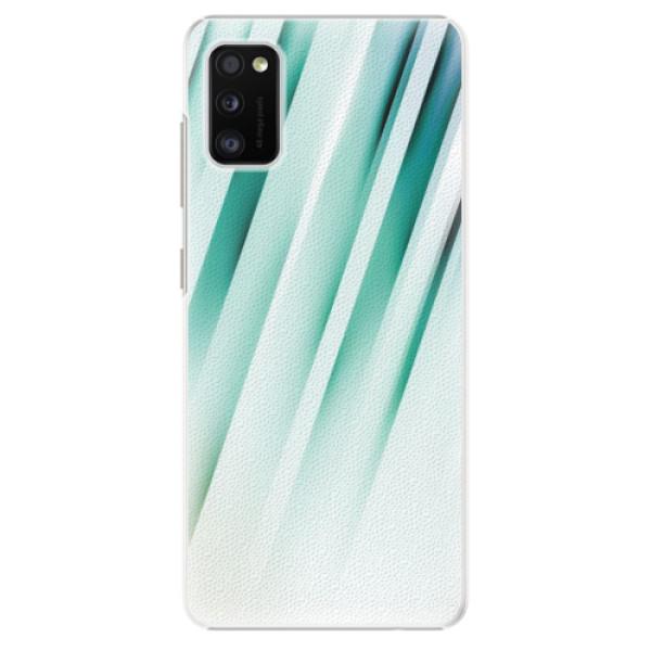 Plastové pouzdro iSaprio - Stripes of Glass - Samsung Galaxy A41