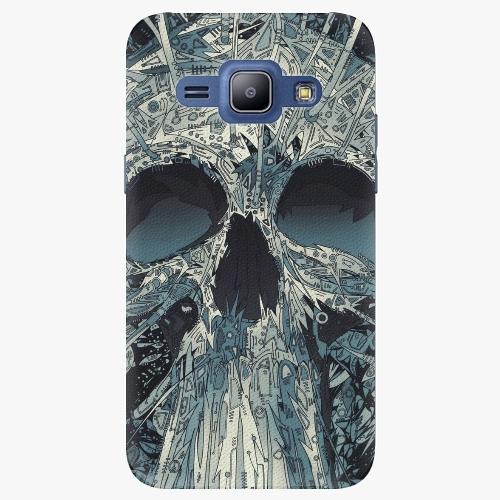 Plastový kryt iSaprio - Abstract Skull - Samsung Galaxy J1