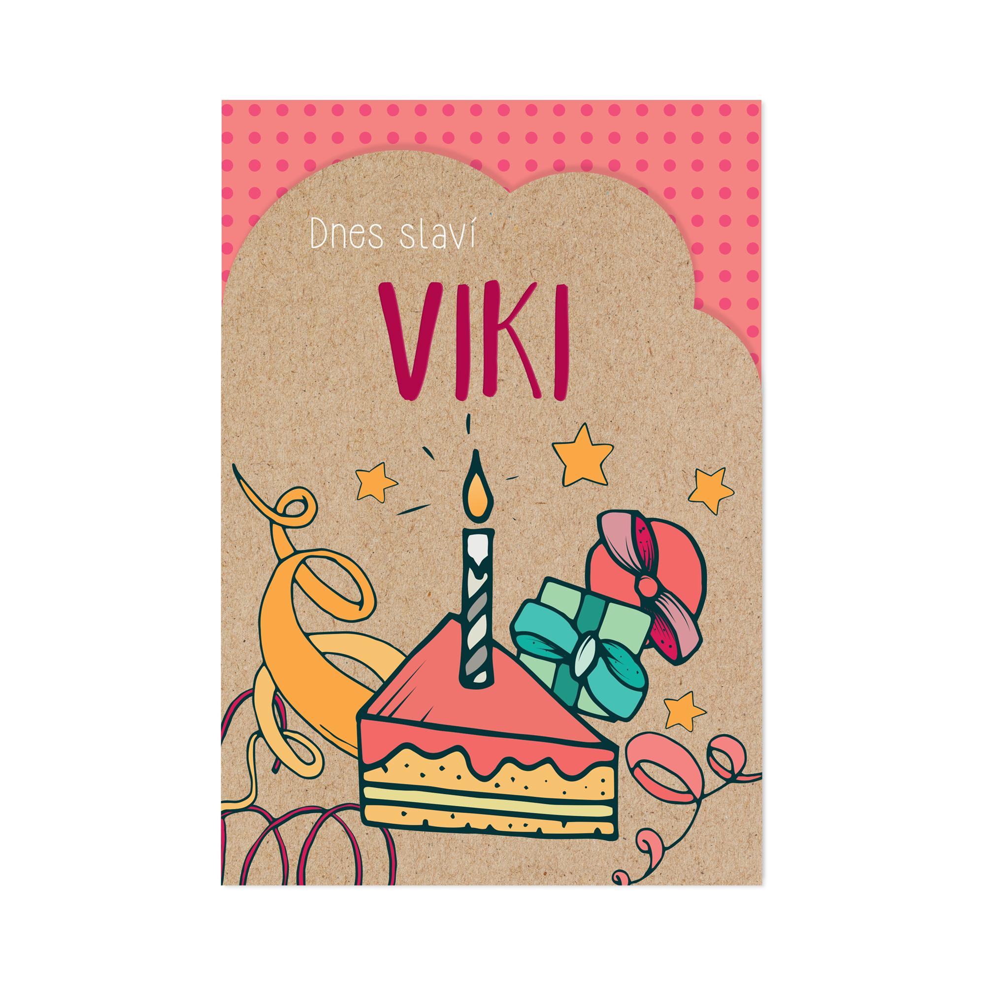 Přání - Viki