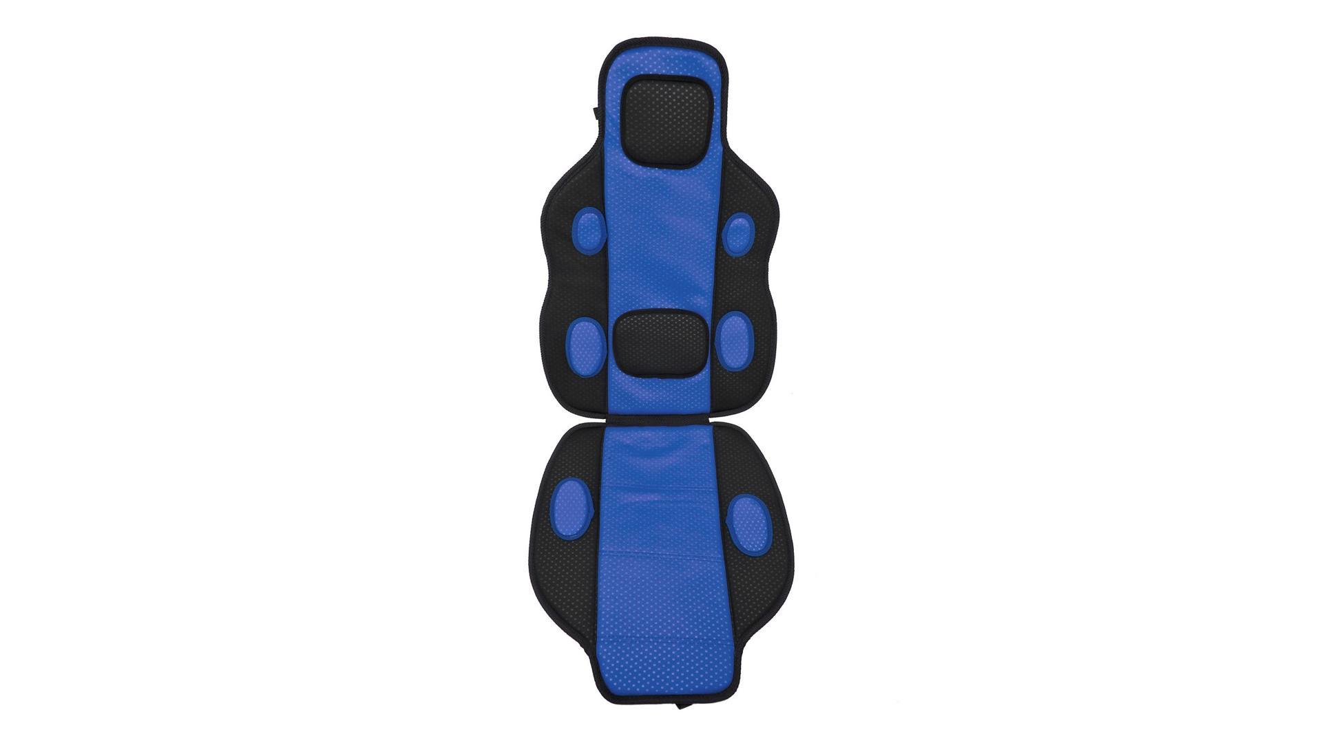 4CARS Potah sedadla modrý