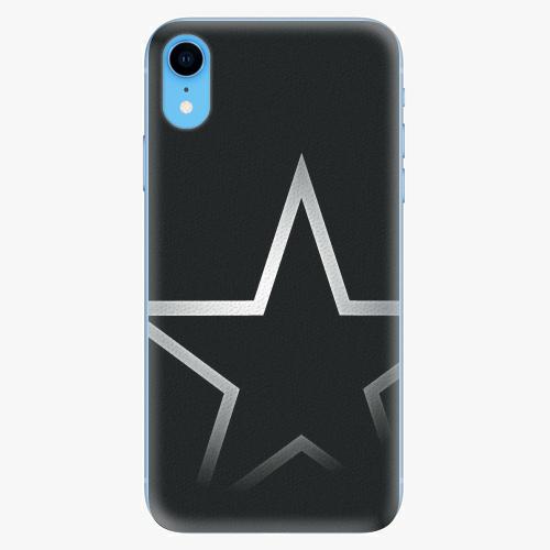 Silikonové pouzdro iSaprio - Star - iPhone XR