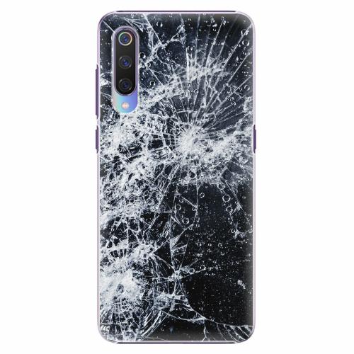Plastový kryt iSaprio - Cracked - Xiaomi Mi 9