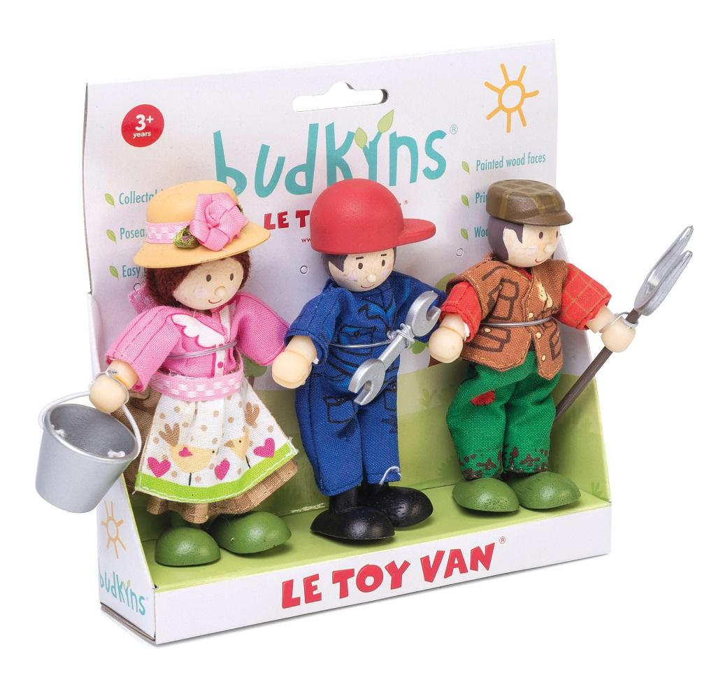 Le Toy Van Postavičky farmáři