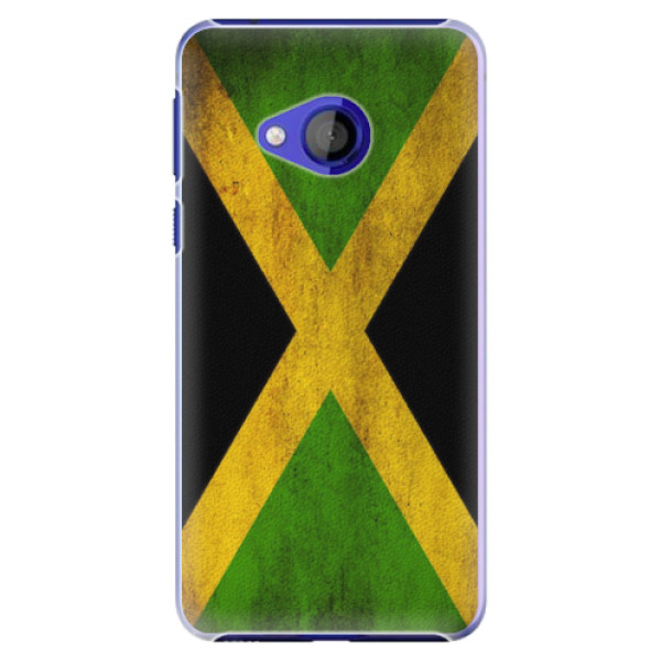 Plastové pouzdro iSaprio - Flag of Jamaica - HTC U Play