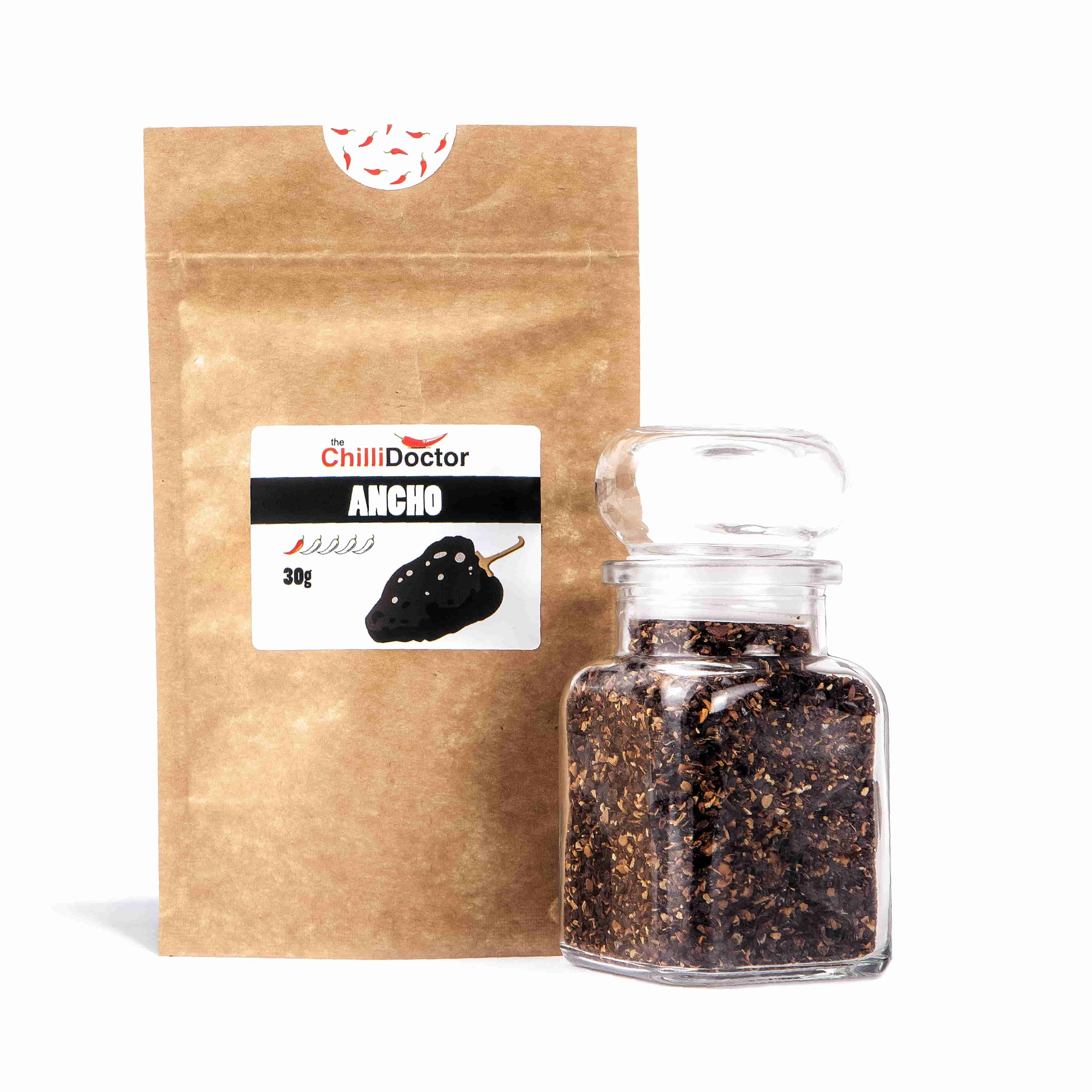 The chilli Doctor Ancho granule 30 g