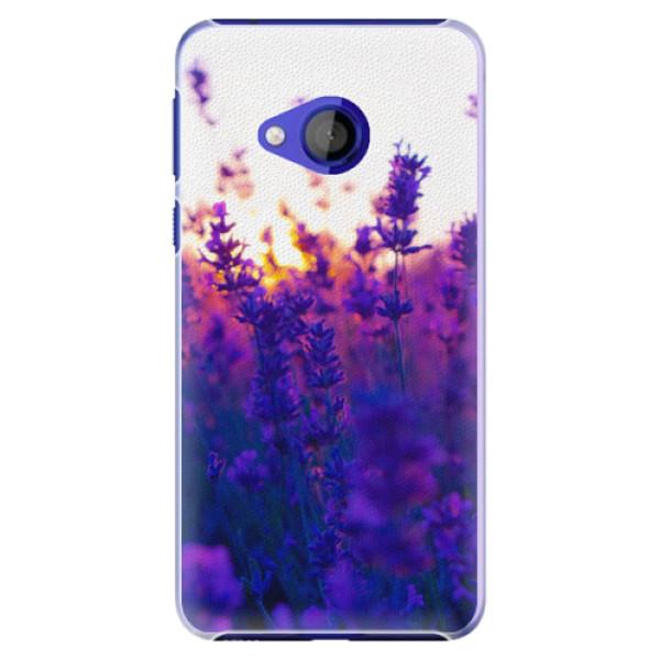 Plastové pouzdro iSaprio - Lavender Field - HTC U Play