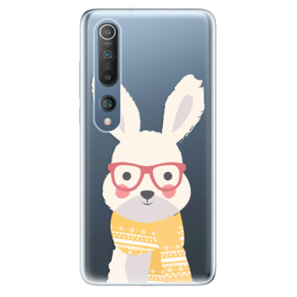 Odolné silikonové pouzdro iSaprio - Smart Rabbit - Xiaomi Mi 10 / Mi 10 Pro