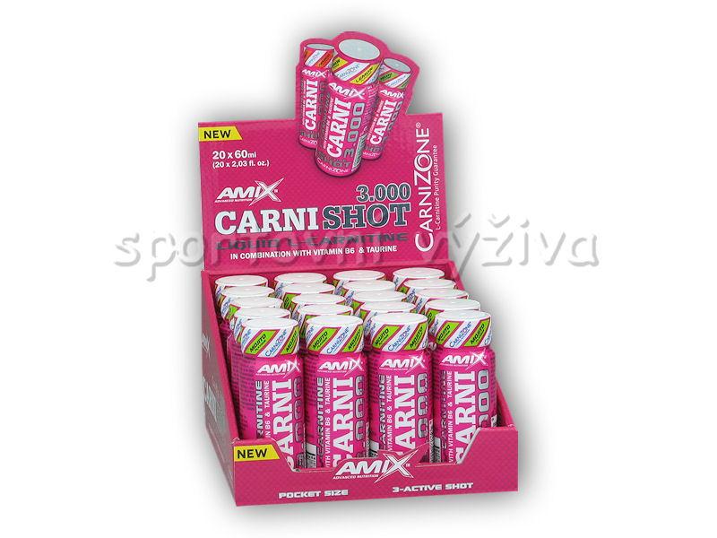 carnishot-3000-box-20x60ml-lemon