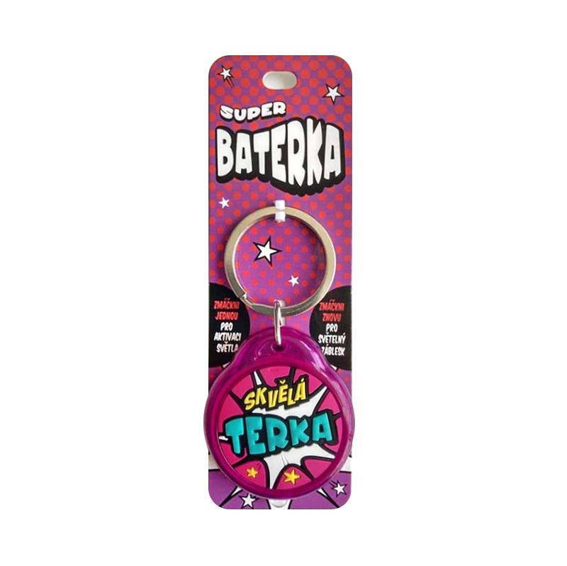 Super baterka - Terka