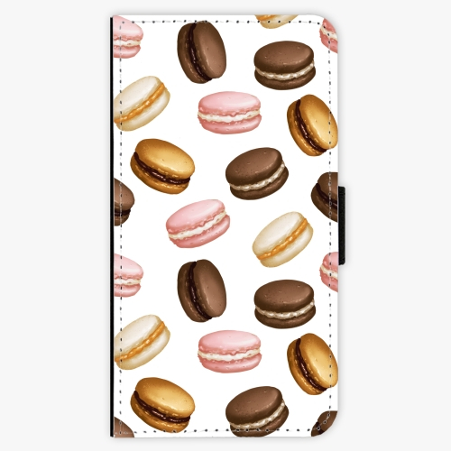 Flipové pouzdro iSaprio - Macaron Pattern - Samsung Galaxy A5 2016