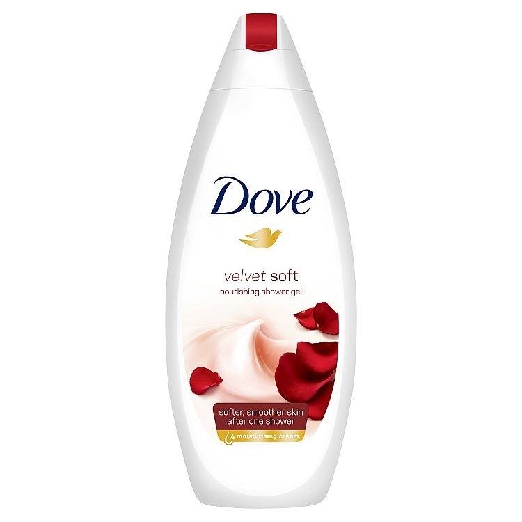Velvet soft sprchový gel 250 ml