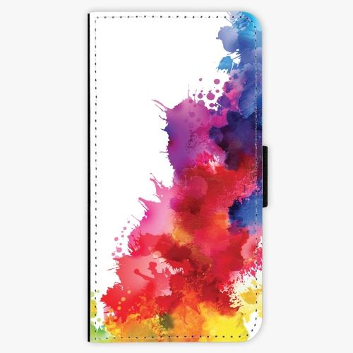 Flipové pouzdro iSaprio - Color Splash 01 - Sony Xperia X Compact