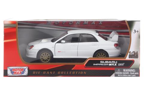 1:24 Subaru Impreza WRX STI