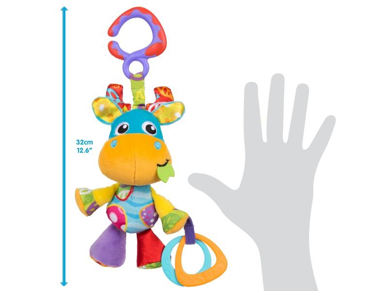Playgro - Závěsný los s kousátky