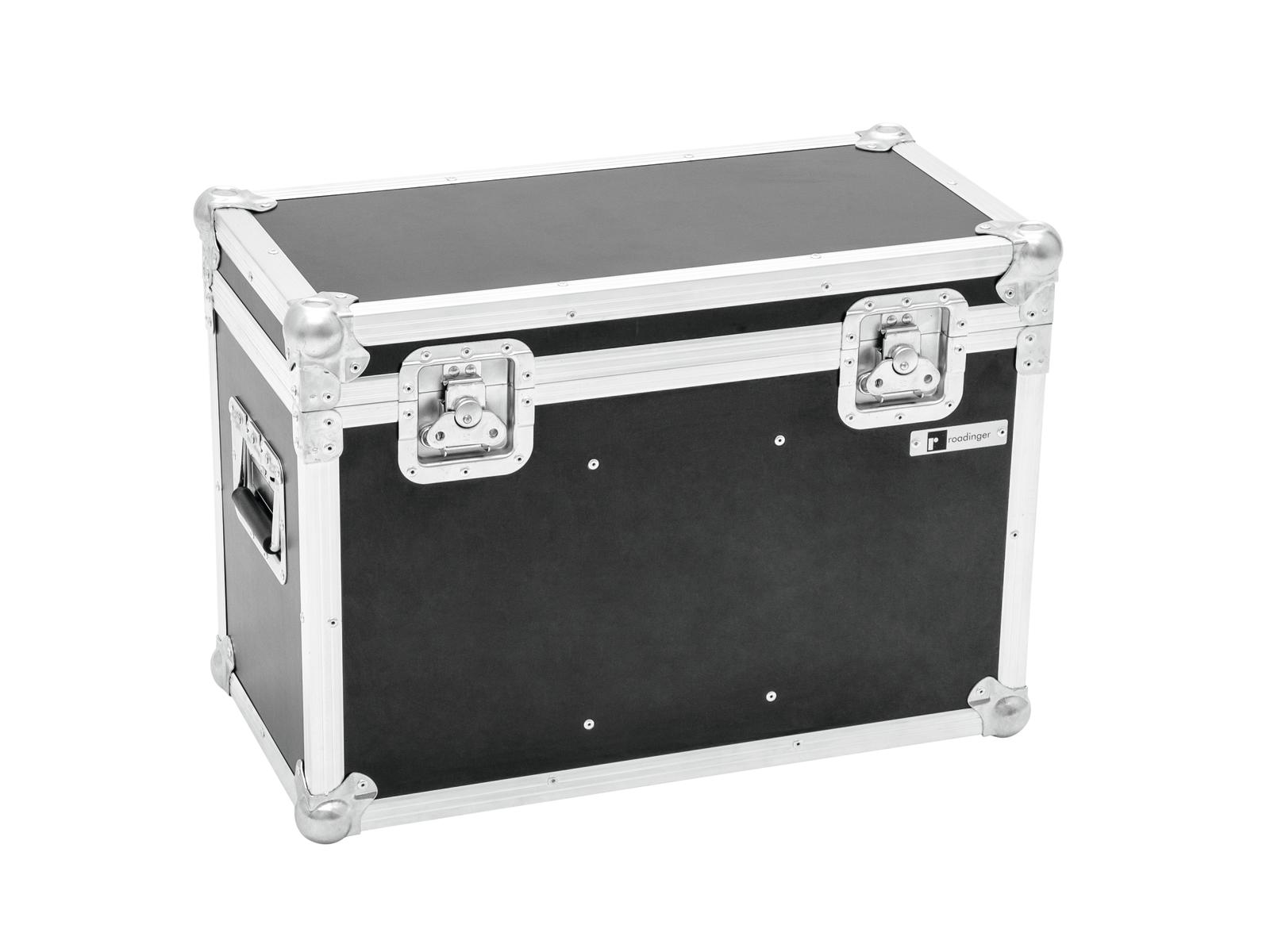 Roadinger Flightcase pro 2x LED MFX-3