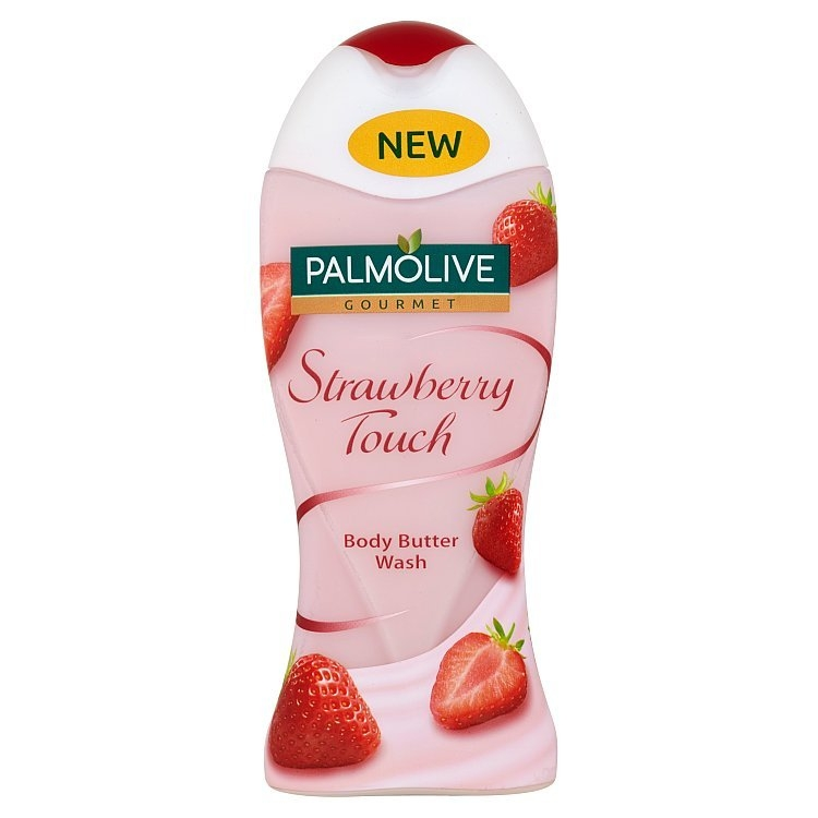 Gourmet Strawberry Touch sprchový gel 250 ml