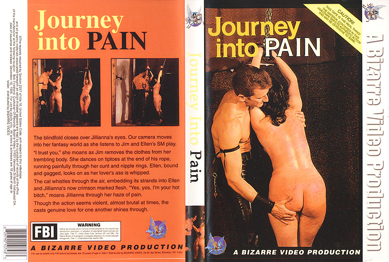 DVD Journey into pain