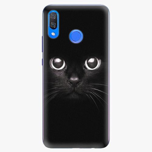 Plastový kryt iSaprio - Black Cat - Huawei Y9 2019