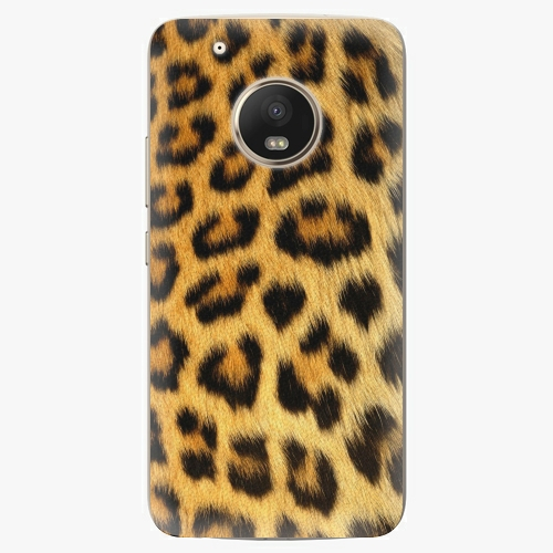 Plastový kryt iSaprio - Jaguar Skin - Lenovo Moto G5 Plus