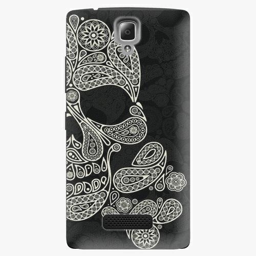 Plastový kryt iSaprio - Mayan Skull - Lenovo A2010