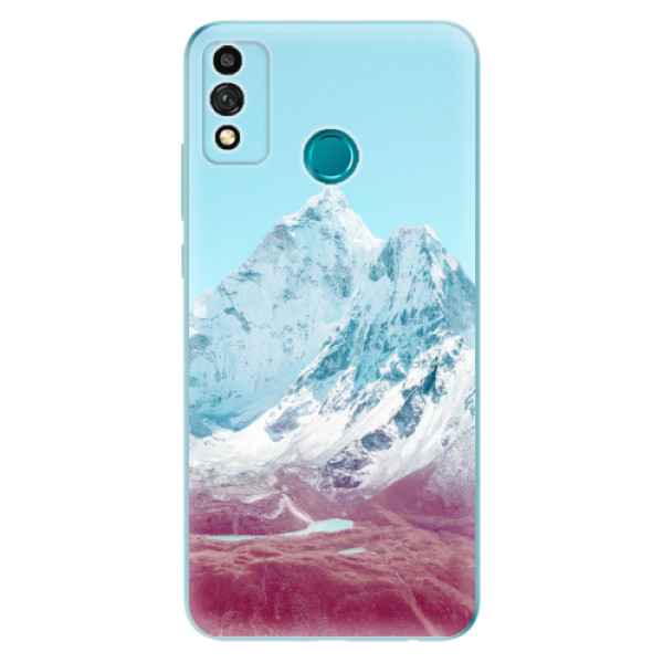 Odolné silikonové pouzdro iSaprio - Highest Mountains 01 - Honor 9X Lite