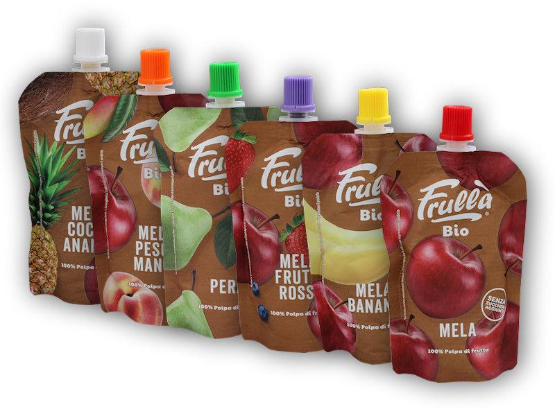 BIO Frutta Frullata 100% Fruit Purée