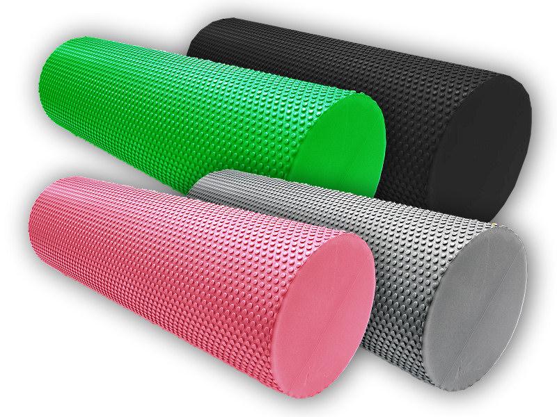 Válec na cvičení Power System Fitness - Roller-pink