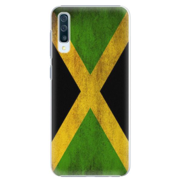 Plastové pouzdro iSaprio - Flag of Jamaica - Samsung Galaxy A50