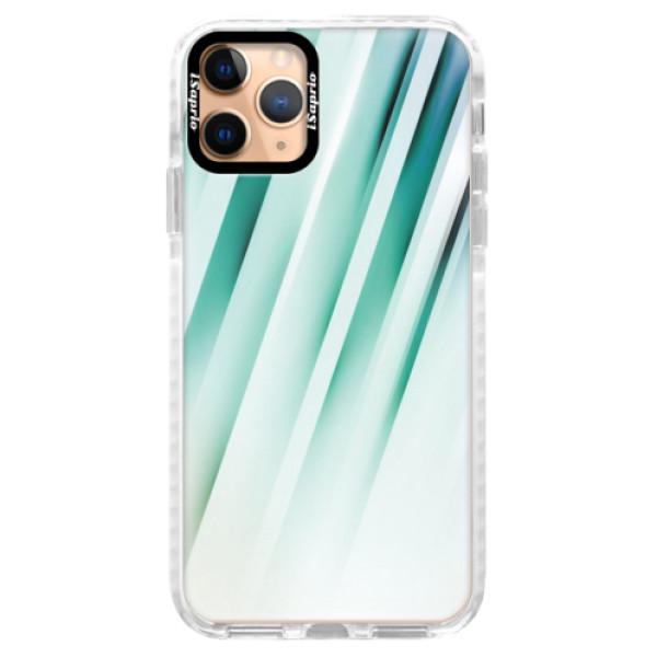 Silikonové pouzdro Bumper iSaprio - Stripes of Glass - iPhone 11 Pro